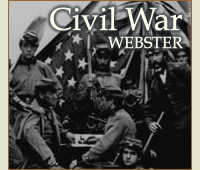 Civil War Webster